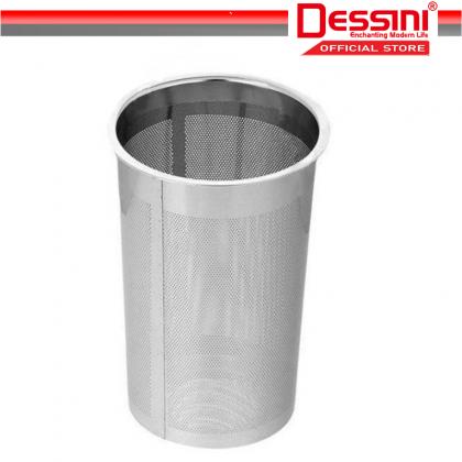 DESSINI ITALY Glass LED Light Electric Kettle Automatic Cut Off Boiler Jug Tea Maker Teapot Cerek (2.5L + 1.0L)
